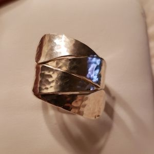 Sterling silver ring size 8